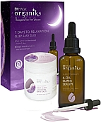 Spa Magik Organiks…7 Days to Relaxation Sleep Easy Duo Gift -